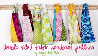 Free Headband Pattern | by ohsohappytogether