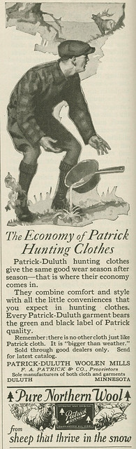 Patrick Hunting Clothes
