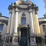 Ukraine - Lviv - Cathédrale Dominicaine