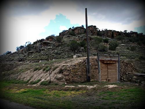 rural colorado storage highdesert montrosecolorado uncompahgrevalley undergrounduncompahgre