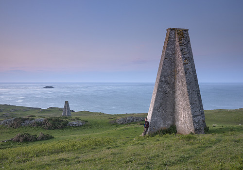 'An Evening With The Ladies' - Carmel Head, Anglesey   by Kristofer Williams
