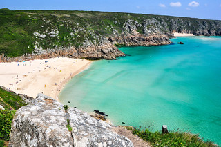 Porthcurno beach, Cornwall | by Nikonic (Lantro Photography)