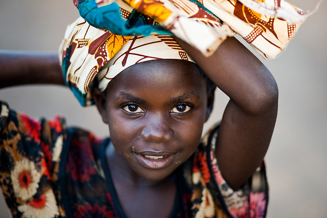 Congolese princess  - DR CONGO -