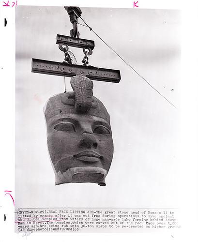 "Daniel Small  ""Abu Simbel Ramses II"""