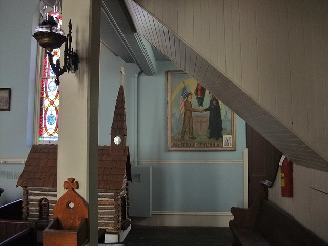 Old St. Ferdinand Shrine, St. Rose Philippine Duchesne Shrine and Convent, Florissant, MO