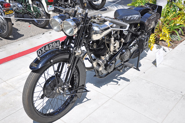 1928 Brough Superior