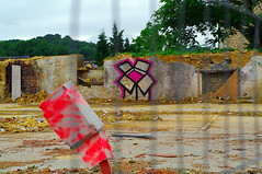 Karton Sarlat la Canéda rose pl
