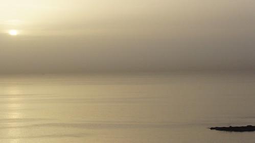 Sea sunset in Alexandria | by Kodak Agfa