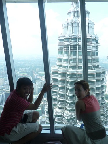 Reaching the 86th floor of the Petronas Towers in Malaysia | by JMParrone