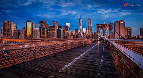 nyc newyorkcity skyline downtown brooklynbridge lightroom cs6 nikfilter monsoonphoto cswapanjha