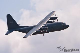CC-130 Hercules in flight | by Henry_Lo