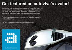 Autoviva Avatar Contest on Facebook - Description by Autoviva.com