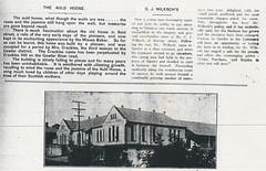 Gawler centenary 1939  Auld house Ms Baker Reid Street