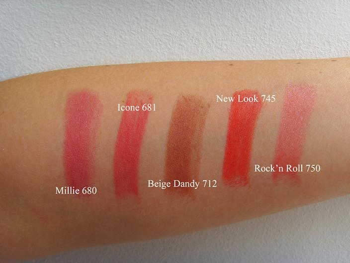 Dior Addict Lipstick Swatches - #2 | Dior Addict Lipstick