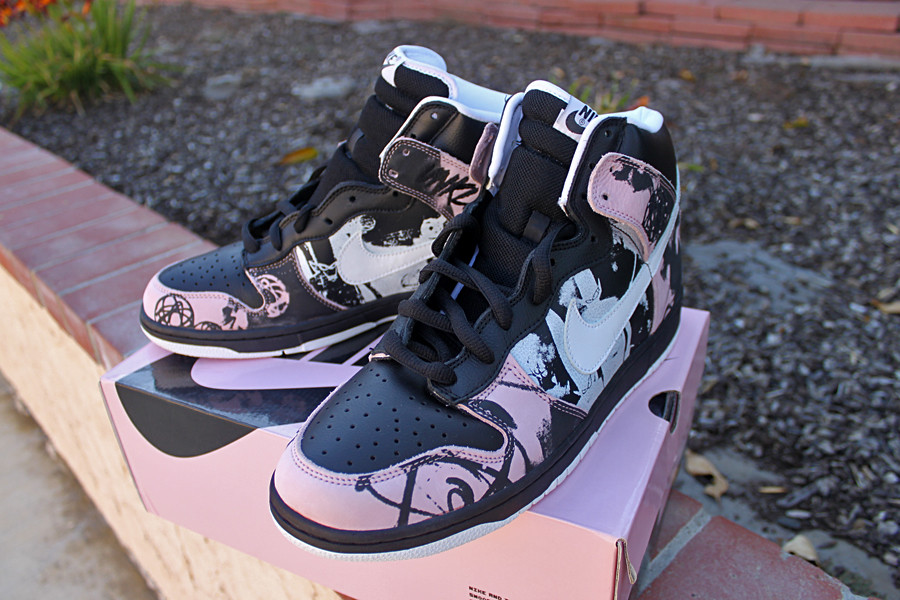new product 2be3b 24f4e Nike Dunk SB Unkle | ...aka Dunkles [2004] | JNG86 | Flickr