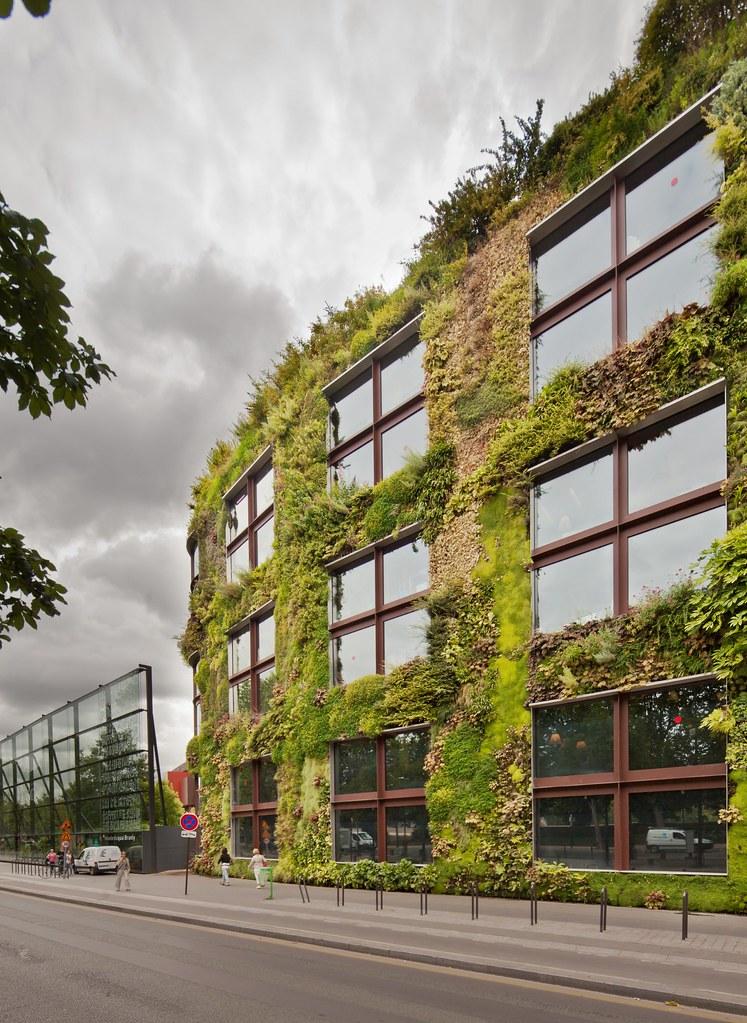 Le Mur Végétal / Vertical Garden | Le musée du quai Branly L… | Flickr