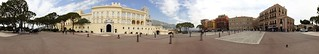 Panorama of Prince's Palace of Monaco | by Niels Mickers