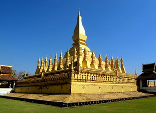 Pha That Luang Stupa, Vientiane, Laos | by __ PeterCH51 __