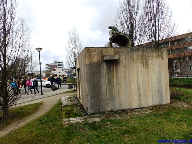 15-02-2014 Woerden 26 Km (08)