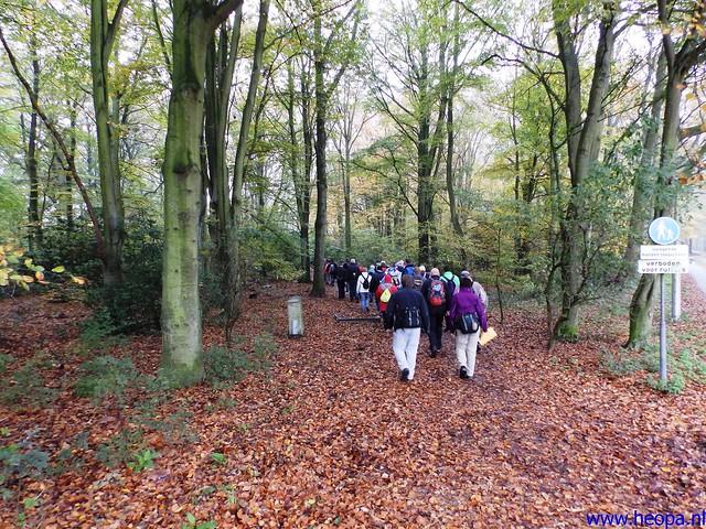 16-11-2013 Wassenaar 25 Km (7)