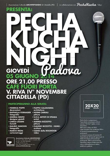 PECHA KUCHA NIGHT - PADOVA