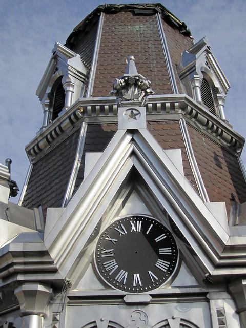 Church steeple?
