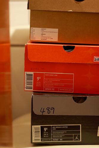 shoe box I   by Gverds