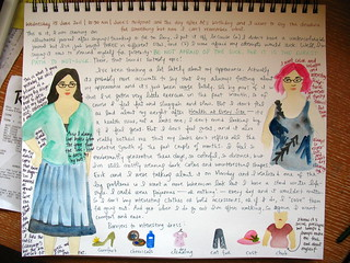 Illustrated journal entry, 15 June 2011 | by satsumabug