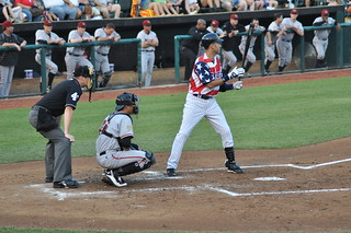 Derek Jeter Playing for the Trenton Thunder | by Daniel J. Grinkevich
