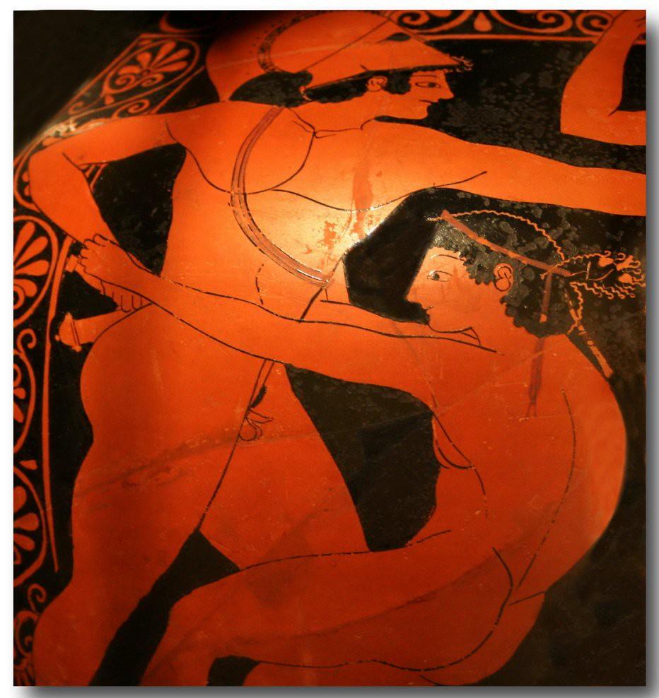 Ancient Greek Pottery Decoration 41 Hans Ollermann Flickr