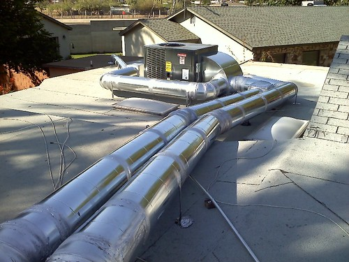 Glendale heat pump installation | by temperaturemasters