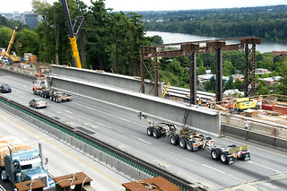 Bringing in the beam | by OregonDOT