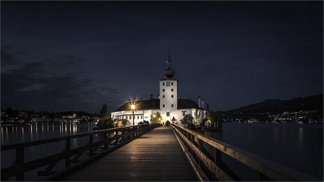 _DSC1835 Schloss Ort am Traunsee bei Gmunden / Upper Austria
