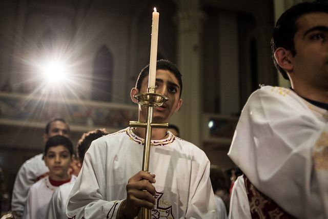 Coptic Catholic Mass