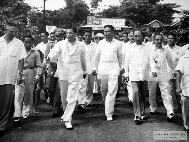 President Ramon Magsaysay