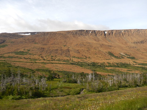 Gros Morne NP - Tablelands Trail - 1