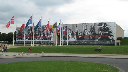 Memorial Museum i Caen (34)