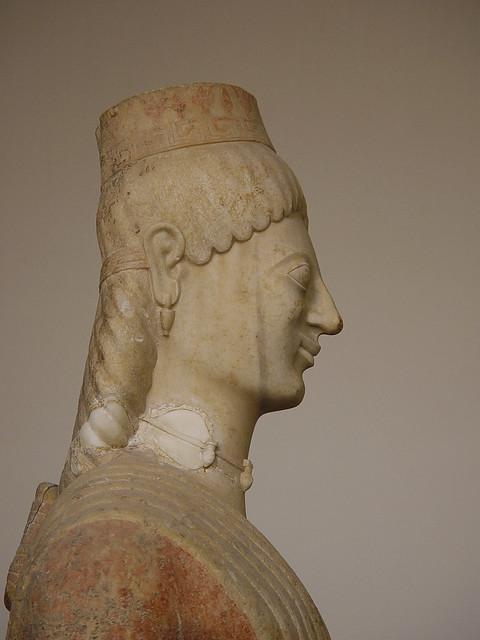 High Archaic Greece - XXV: The Berlin Goddess