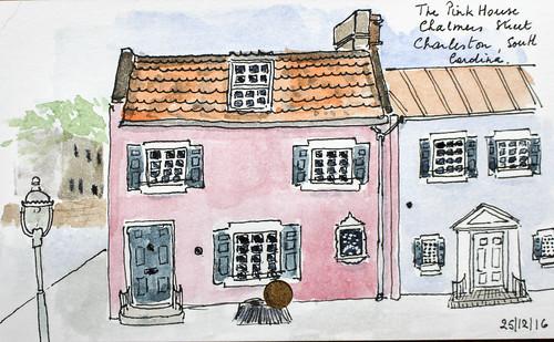 croquis sketch aquarelle watercolor
