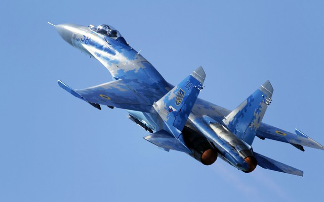 Ukrainian Sukhoi Su-27