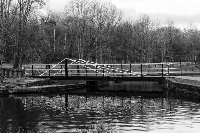 Bradley swing bridge