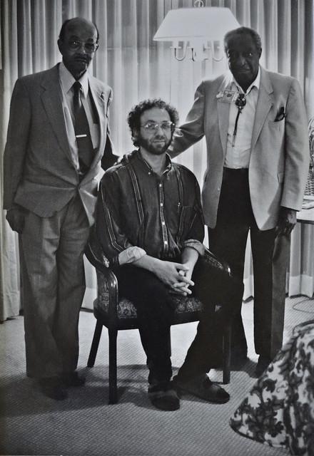 Danny, Stu and Milt