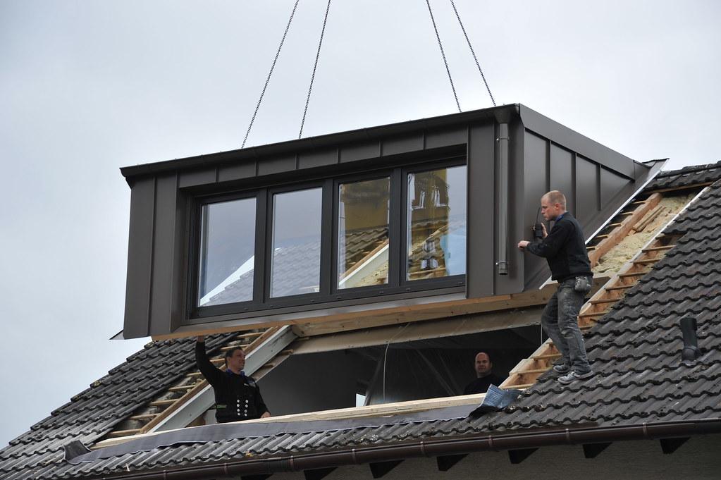 Hervorragend Dachgaube Kosten CG14