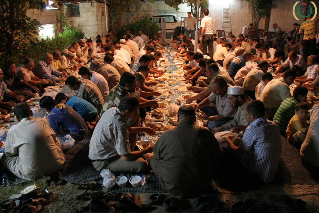 Sensasi Tradisi Ramadan di Timur Tengah