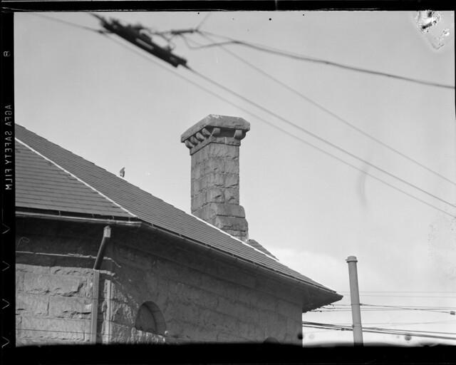Chimneys at Quincy