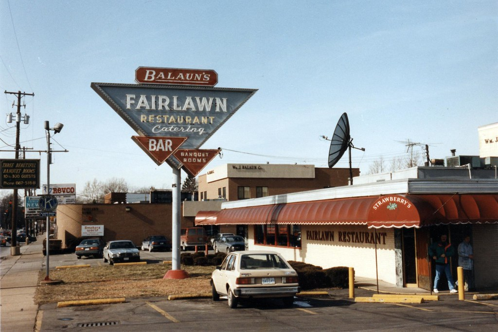 Balaun S Fairlawn Restaurant My Family S Restaurant Start Flickr
