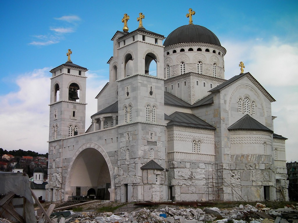 About >> Podgorica Cathedral | en.wikipedia.org/wiki/Cathedral_of ...