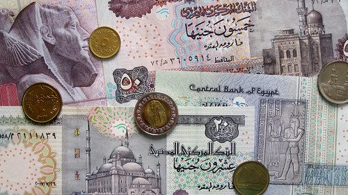 Egyptian Pounds | by theredquest.com