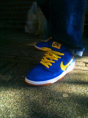 wholesale dealer 0ad83 222c3 Nike SB dunk low 'BOCA JUNIORS' | Nike SB dunk low 'BOCA JUN ...