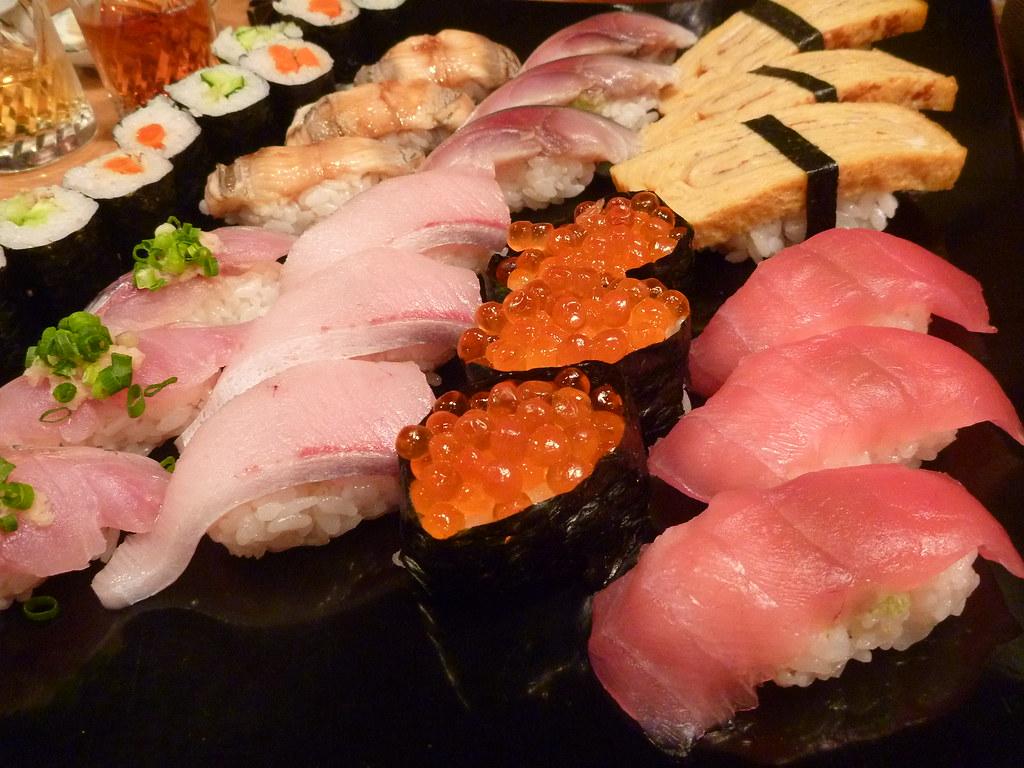 sushi @ 2010.12.15